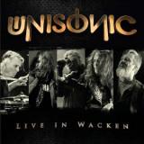 Unisonic - Live In Wacken ( 1 CD + 1 DVD )