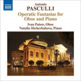 Pasculli - Operatic Fantasias Oboe & ( 1 CD )
