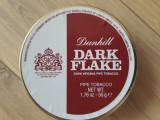 Cutie de colectie sigilata tutun pipa Dunhill Dark flake 50 gr.