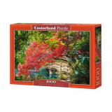 Puzzle 1000 piese Gradina Japoneza, castorland