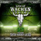 V/A - Live At Wacken.. ( 2 DVD + 2 CD )