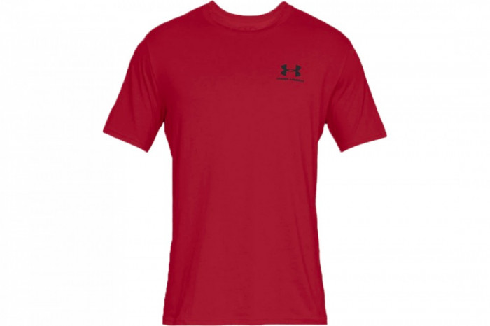 Tricou Under Armour Sportstyle Left Chest Tee 1326799-600 pentru Barbati
