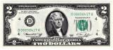 SUA 2 DOLARI TWO DOLLARS 1976 Declaratia de Indep.1776 UNC seria D CLEVLAND (1)