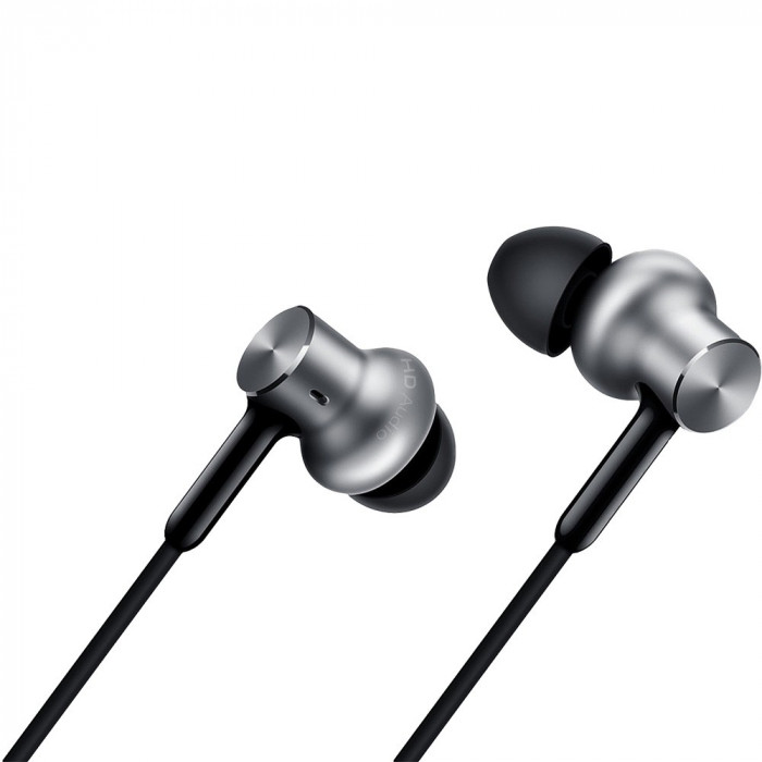 Casti Audio Mi Pro HD In Ear Argintiu