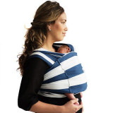 Cumpara ieftin Sistem Purtare Baby Ktan Baby Carrier Print - Nautical - Marimea XS