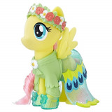 Set de joaca ponei Fluttershy cu hainute, Hasbro