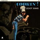 Zoot Sims - Cookin' -Hq/Bonus Tr- ( 1 VINYL )
