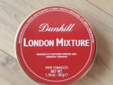 Cutie de colectie sigilata tutun pipa Dunhill London mixture  50 gr.