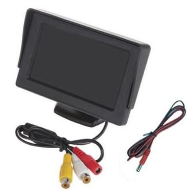 Monitor auto 4.3 inch foto