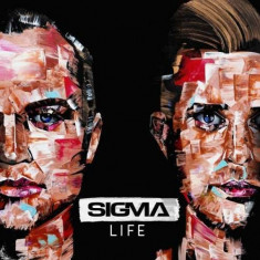 Sigma - Life ( 1 CD )