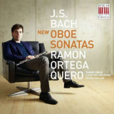 J.S. Bach - New Oboe Sonatas ( 1 CD )