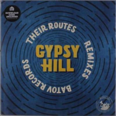 Gypsy Hill - Their Routes (Remixes) ( 1 VINYL ) foto