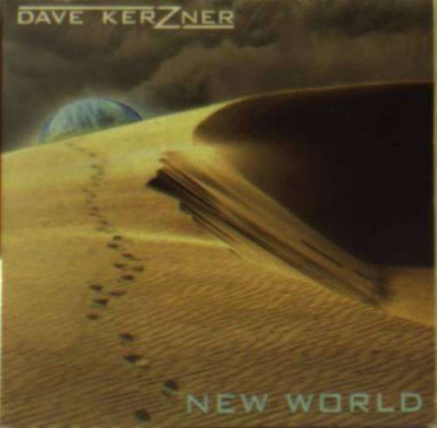 Dave Kerzner - New World ( 1 CD ) foto