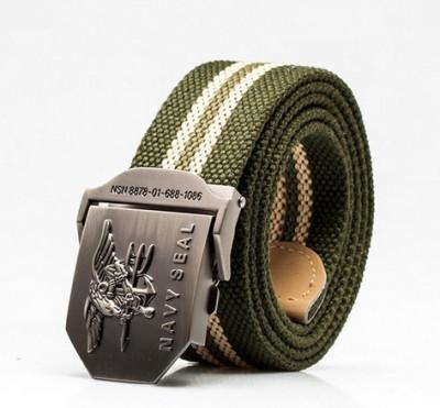 Curea CPB40 Material Textil Navy Seal Pure Green foto