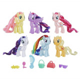 Set de joaca 6 ponei My Little Pony, Hasbro