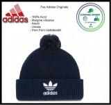 Fes Adidas Originals Bleumarin - Marime universala - Acryl - Cod D98944