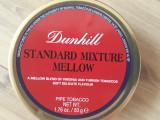 Cutie de colectie sigilata tutun pipa Dunhill Standar mixture mellow 50 gr.