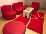 Set canapea cu fotolii