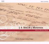 J.S. Bach - Motetten-Meines Herzens Weide ( 1 CD )
