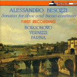 A. Besozzi - Sonatas For Oboe ( 1 CD )
