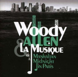 Woody Allen - De Manhattan A Midnight In Paris ( 2 CD )