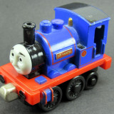 Thomas Take Along/Take'n Play - trenulet metal magnet - SIR HANDEL - fb, Locomotive