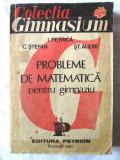 PROBLEME DE MATEMATICA PENTRU GIMNAZIU - I. Petrica, C. Stefan, St. Alexe, 1991