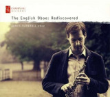 James Turnbull - British Oboe Sonatas ( 1 CD )
