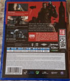 Wolfenstein The Old Blood PS4 - 60 lei
