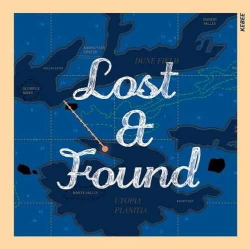 Kebee - Lost & Found ( 1 CD )