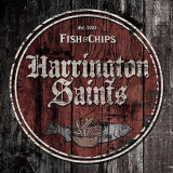 Harrington Saints - Fish & Chips ( 1 VINYL )