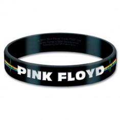 Bratara Pink Floyd - Logo & Pulse