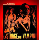 Aldo Piga - La Strage Dei Vampiri-Hq- ( 1 VINYL )
