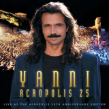Yanni - Live At the.. -Annivers- ( 3 CD )