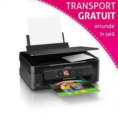 Imprimanta Epson Expression Home XP-342, conexiune Wi-Fi, ecran LCD 1.45 inch, Resigilata
