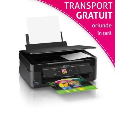 Imprimanta Epson Expression Home XP-342, conexiune Wi-Fi, ecran LCD 1.45 inch, Resigilata foto