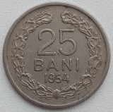 Republica Populara Romana - 25 Bani 1954