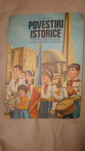 Povestiri istorice partea a treia an 1987/79pag- Dumitru Almas