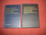 MANUALUL INGINERULUI GEODEZ (volumul 1 si volumul 3)