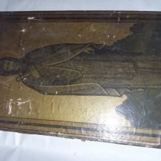 Icoana veche tip tablou fara rama,icoana sfintita,T.GRATUIT