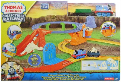 Jucarii Fisher Price Thomas And Friends Collectible Railway Great Dino foto