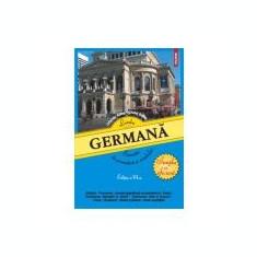Orlando Balas, C. Balas - Limba germana: exercitii de gramatica si vocabular