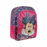 Minnie Mouse ghiozdan mare , clasele 1-4, 41 cm