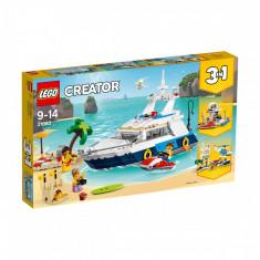LEGO® Creator - Aventuri in croaziera (31083)