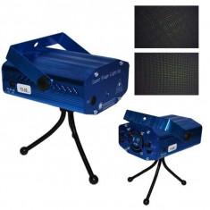Laser cu joc de lumini foto