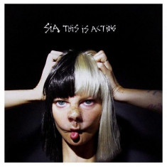 Sia This Is Acting 2016 (cd)