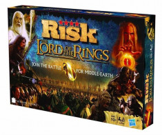 Joc Lord Of The Rings Risk foto