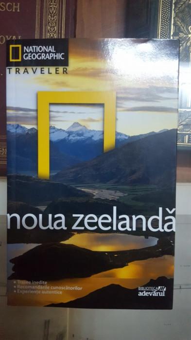 National Geographic, Noua Zeelandă, Biblioteca Adevărul