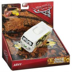 Jucarie Disney Pixar Cars 3 Crazy 8 Crashers Arvy, Mattel