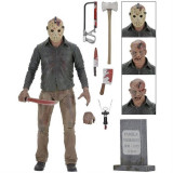 Figurina Ultimate Jason Voorhees Friday The 13Th: Part 4 Neca 7 Inch Action Figure